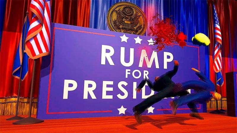 РАМП СПАСЁН ► Mr. President! 5