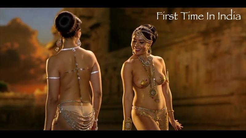 Indian Nude Art Dance ~Kajuraho~ Performed By Farrah Kader Group