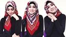 Как завязать платок? 3 Eşarp bağlama modeli! | by Amana Mamedsoy
