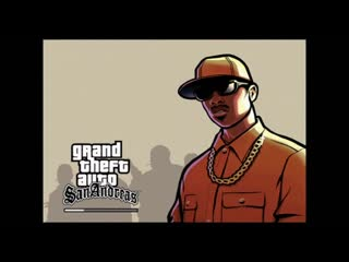 Grand theft auto san andreas loading theme [nr]