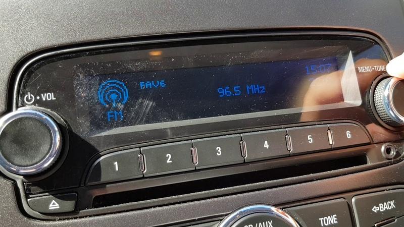 Приём финских радиостанций в Выборге Receiving of Finnish radio stations in Vyborg