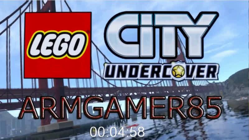 LEGO City Undercover Часть 7