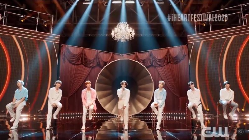 BTS 방탄소년단 Spring Day Performance Live iHearRadio Music Festival 퍼포먼스 라이브 パフォーマンスライブ