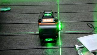 4D Лазерный уровень