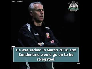 Some of these managers did not fare well in the Premier League