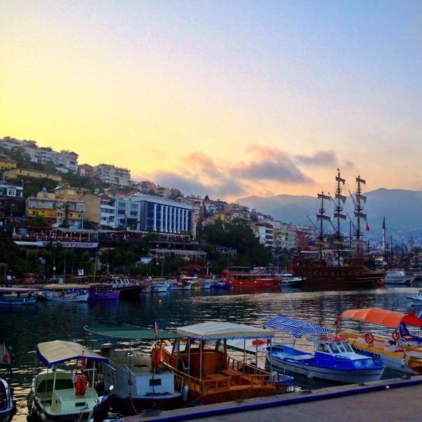 Туры в Турцию на 4 ночи (с захватом выходных) со «все включено» за 16600 с человека в сентябре