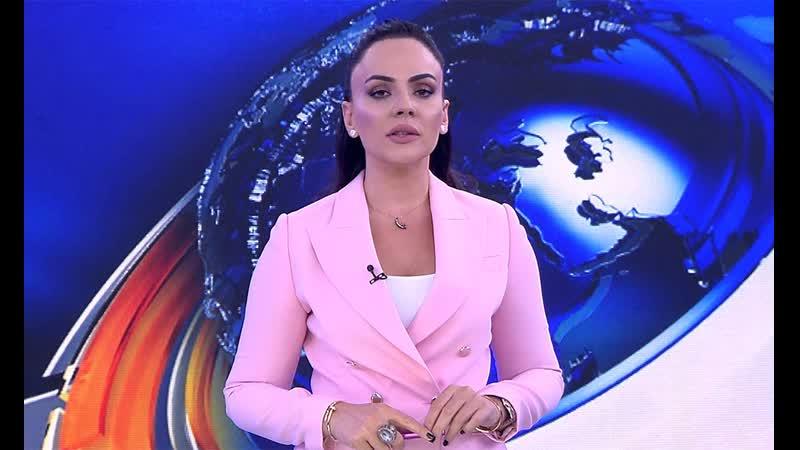 Buket Aydınla Kanal D Haber - 31.10.2019 -01