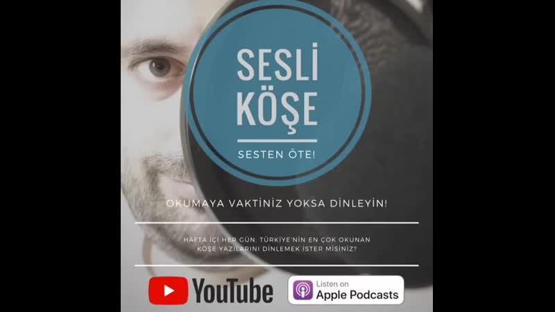 Sesli Köşe 3 Temmuz 2019 Çarşamba Rıfat Serdaroğlu DOKUZ YORGAN YIRTMAK mp4