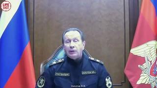 Предложения по ужесточению контроля за оборотом оружия от главы Росгвардии Виктора Золотова: