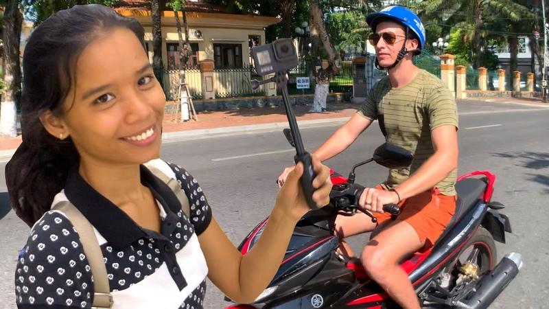 Покупаем для Найви камеру учусь ездить на мотоцикле готовимся к поездке