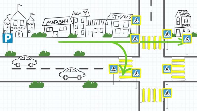 Картинки на тему безопасное движение от дома до сада
