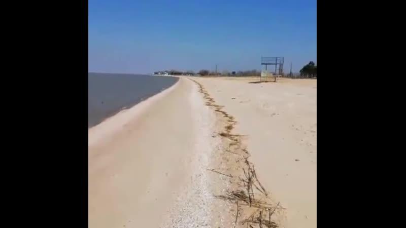 База Бриз, Азовское море