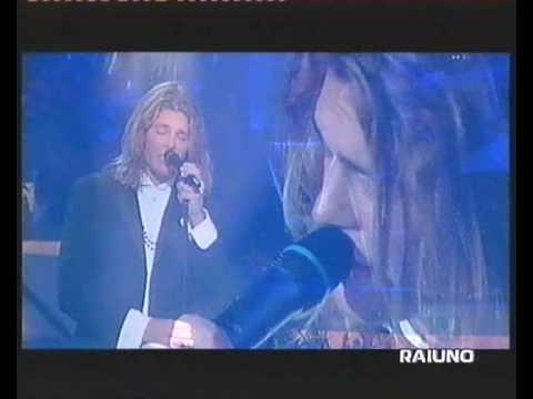 Gianluca Grignani Il giorno perfetto Sanremo 1999