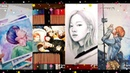 People Painting and Drawing K-Pop Idols on Tik Tok |BTS, BLACKPINK, EXO, STRAYKIDS, NCT