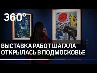 Шагал в Подмосковье