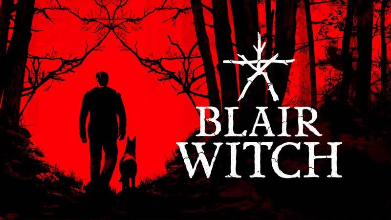 Играем в хоррор - Blair Witch | ALITA