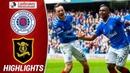 Rangers 3-1 Livingston   Kent Injured on Return as Morelos Strikes Again   Ladbrokes Premiership