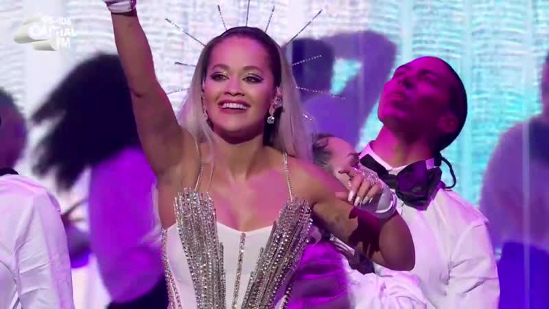 Rita Ora Your Song Live on The Capital Jingle Bell Ball 2019