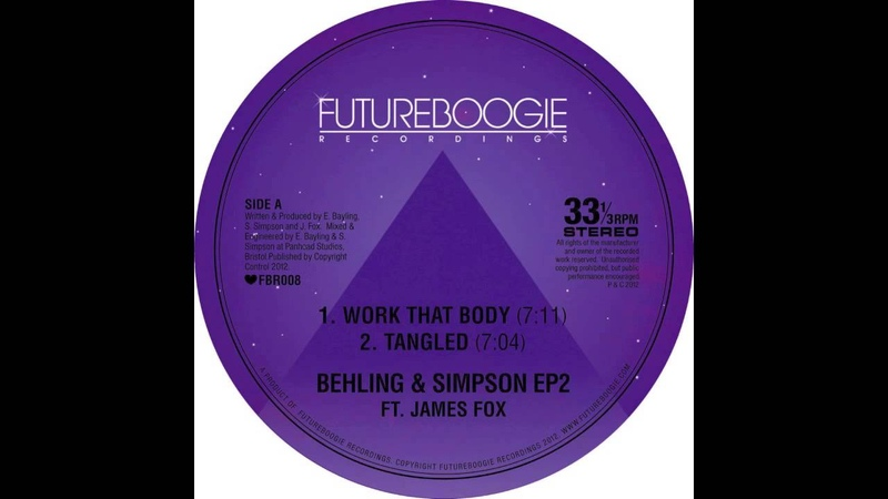 Behling Simpson - Work That Body