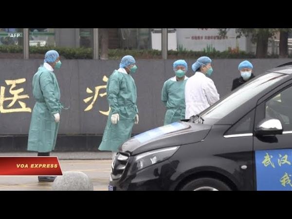 Truyền hình VOA 25 1 20 Lo ngại coronavirus dân kêu gọi đóng cửa biên giới Việt Trung Mùng 1 Tết