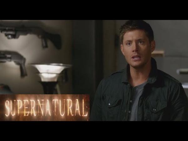 Когда появилась своя комната | Supernatural 8x14