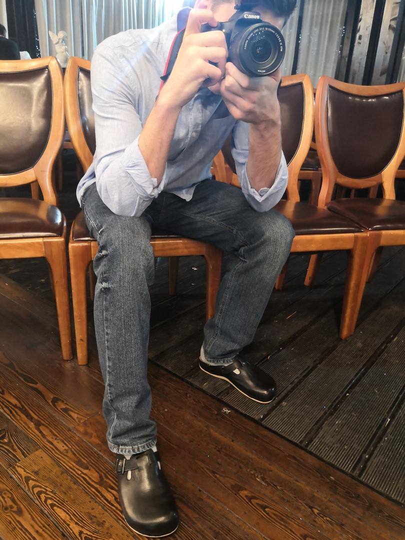 Фотограф и видеограф рассказал нам о своей работе и о Леон Сабо, изображение №3