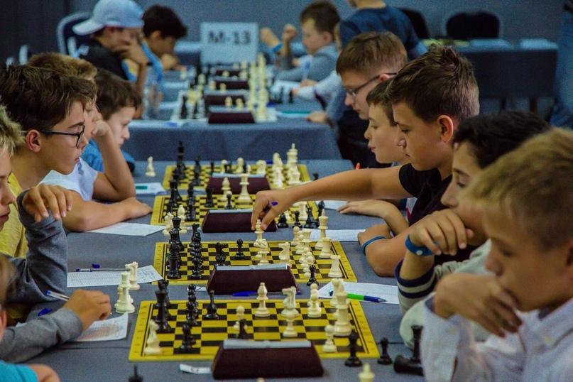Звёздный шимпанзе Оскар устроил фурор на 2-м Всероссийском детском шахматном фестивале памяти А.Г. Куликова