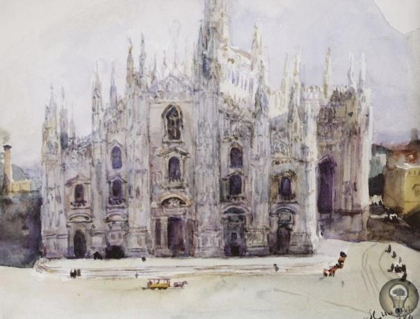 Пламенеющая готика Миланского собора Камень в основание Миланского собора заложили еще в конце XIV века, но строительство затянулось почти на шесть столетий. В самом центре Милана Когда-то давно