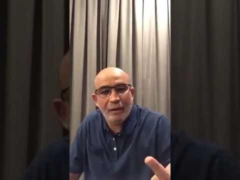 Mohamed Larbi Zitout Hypocrite