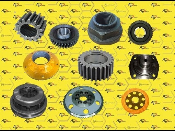 JCB Spare Parts - Part 3 - with Part No. / Part Name