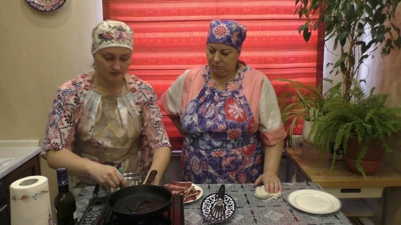 Говядина на Сковороде Преимущество Предпосолочного Мяса над Свежим