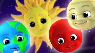 bài hát hành tinh   bài hát hệ mặt trời   ươm vần   Planet Song For Kids   Luke and Lily Vietnam
