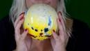 🎈 ASMR Blowing Deflating up Balloons Funday Friday Part 18 Color cute Balloons 🎈