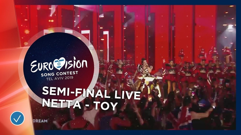 Netta - Toy - Opening of the First Semi-Final - Eurovision 2019