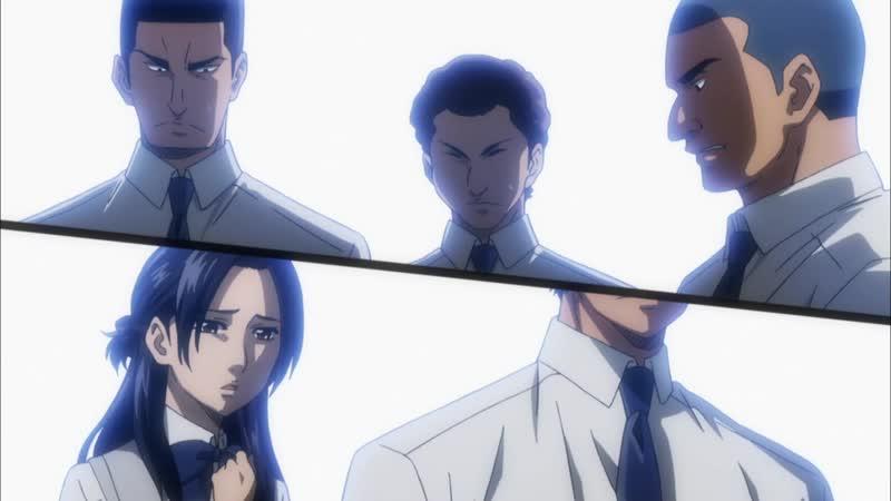 73 Daiya no Ace ~ Ace of Diamond ~ Путь аса Ancord