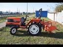 Мини трактор Kubota GL 240 Цена 510 000 т.р.= 7 968 USD