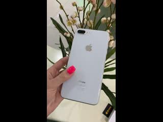 | Б/У | iPhone 8 Plus 64 Gb Silver |