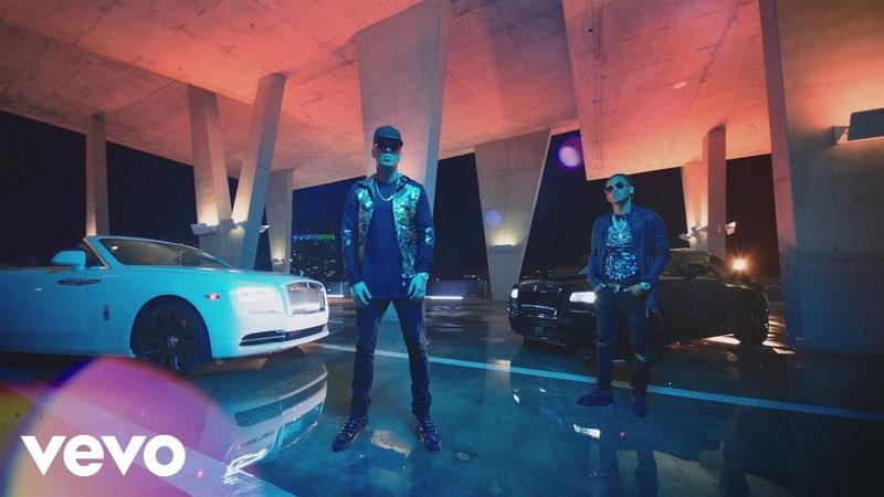 Wisin ft. Ozuna - Escápate Conmigo (Official Video)