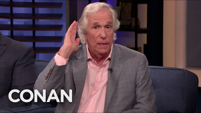 Henry Winkler's Advice For Young Actors - CONAN on TBS