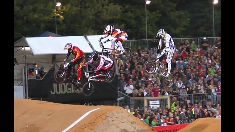 Next Level of BMX Racing - Red Bull R.Evolution 2012 Berlin
