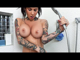 Joanna Angel - Getting Joanna Out Of The Shower [, All Sex, Anal Sex, Athletic, Big Tits, Big Tits Worship Black Hair]