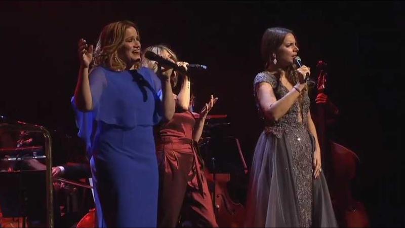 El día que me quieras - Lucia Galán, Marcela Morelo y Virginia Tola en el Teatro Real de Madrid