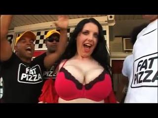 Angela White (Ruby aka Mama Juggs) Fat Pizza collection