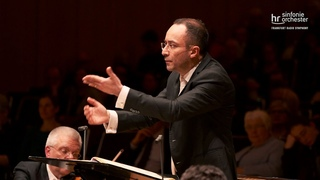 Saint-Saëns: 3. Sinfonie (»Orgelsinfonie«) ∙ hr-Sinfonieorchester ∙ Iveta Apkalna ∙ Riccardo Minasi