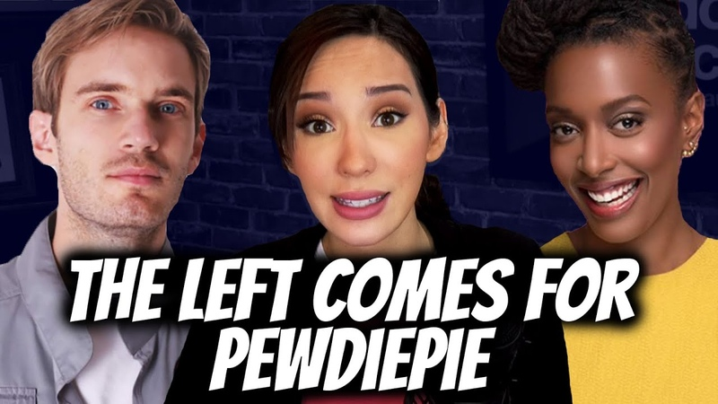 PewDiePie SMEARED By Progressives! Again! | Ep 175
