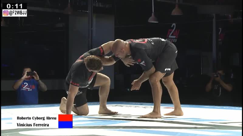 Vinicius Trator Ferreira vs Roberto Cyborg Abreu