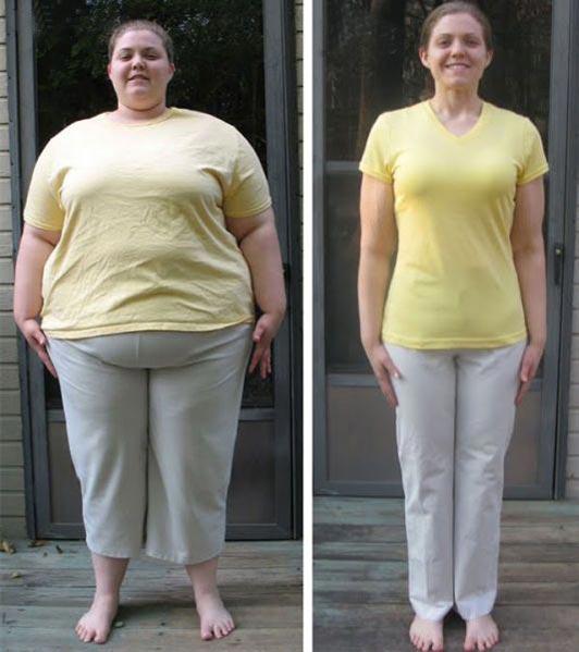 Курс похудения за месяц