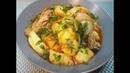 ТУШЕНАЯ КАРТОШКА С КУРИЦЕЙ CHOKED POTATO WITH CHICKEN chicken recipes