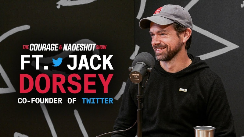 Twitter CEO Jack Dorsey Reacts to GOT7 Meditating with Spiders The CouRage and Nadeshot Show