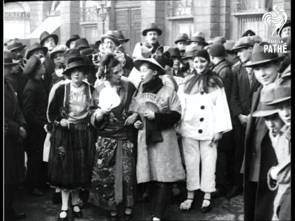Old Maids Day In France 1927